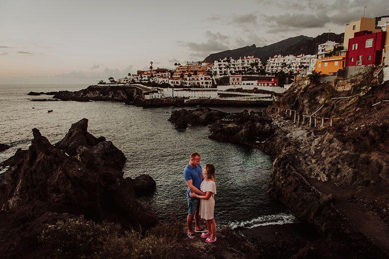 Puerto de Santiago – Kasia + Paweł