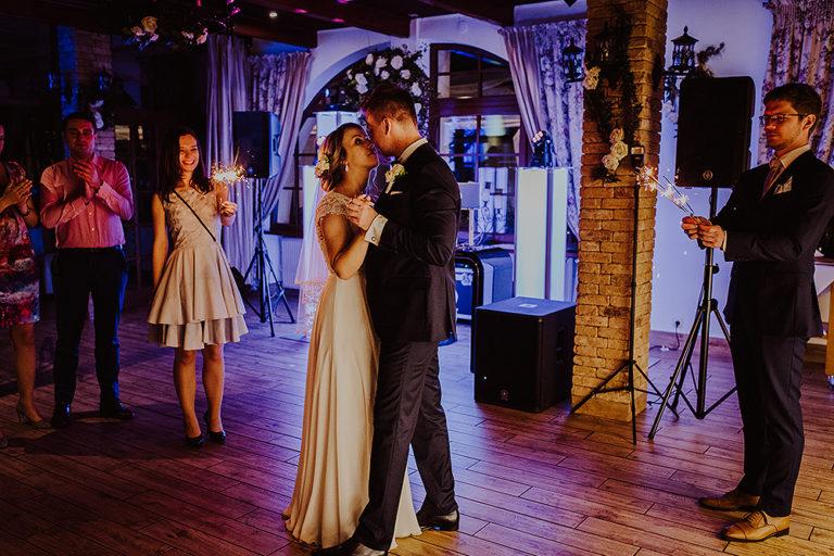 Ślub w restauracji Patio – Paulina + Krzysztof