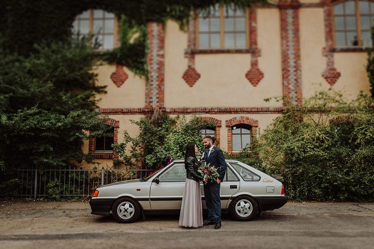 Ślub w Restauracji Impresja – Natalia + Krzysztof