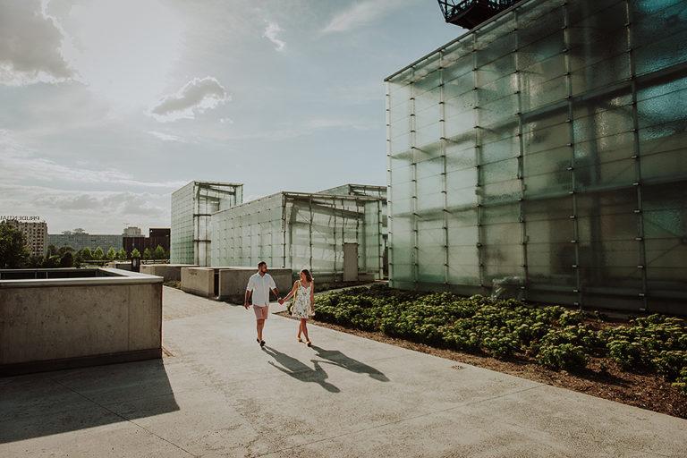 Muzeum Śląskie – Monika + Mateusz