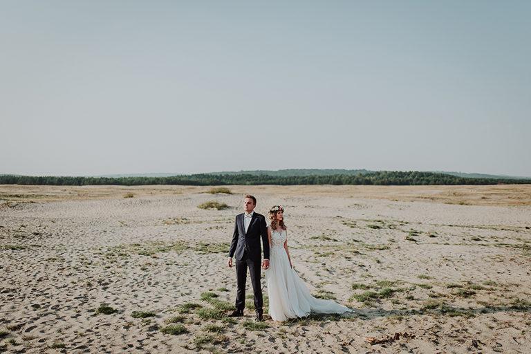 Na piasku Pustyni – Magda + Wojtek