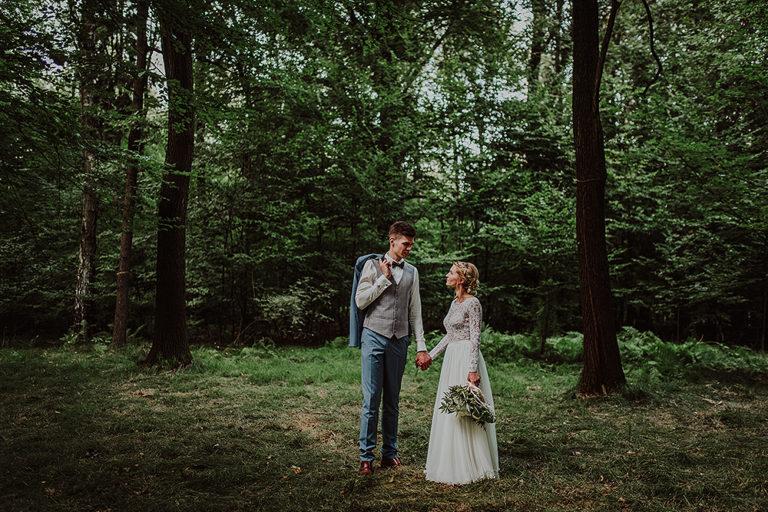 Ślub w Restauracji Leśna Perła – Julia + Jacek