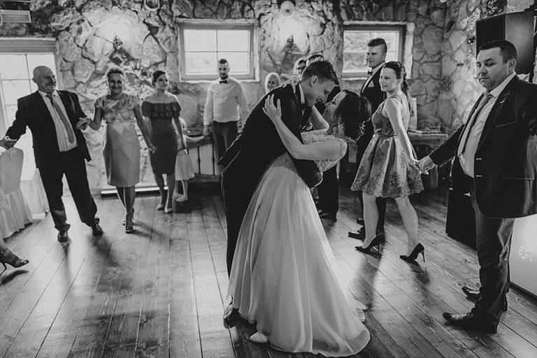 Ślub w Hotel Rycerski – Daria + Rafał