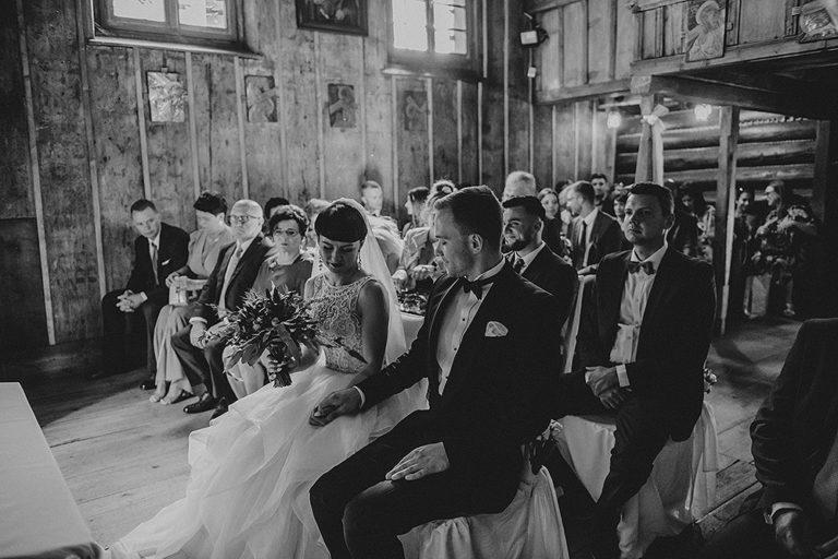 Ślub w Restauracji Moja Pasja – Ola + Oskar