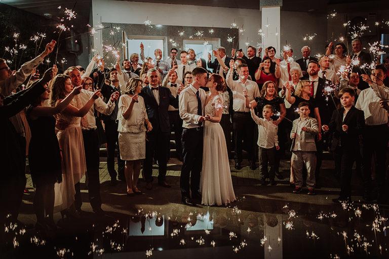 Ślub w Krakowie – Ania + Arek