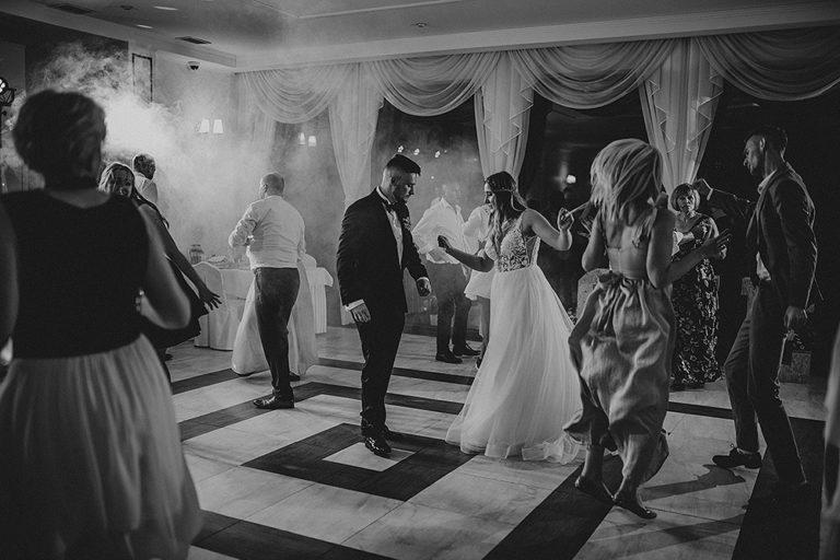 Ślub w restauracji Villa Marina – Anita + Kamil