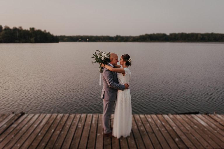 Ślub w restauracji Grand Marina – Sylwia + Bernard