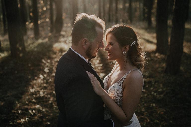Jesienny plener – Magda + Piotr