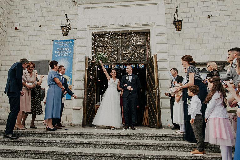 Ślub w restauracji Szlachecki Dwór – Agnieszka + Darek